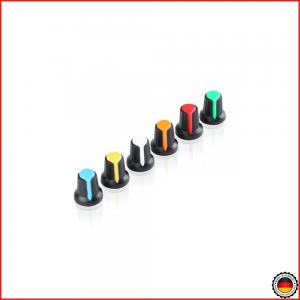 Colored Poti Knobs